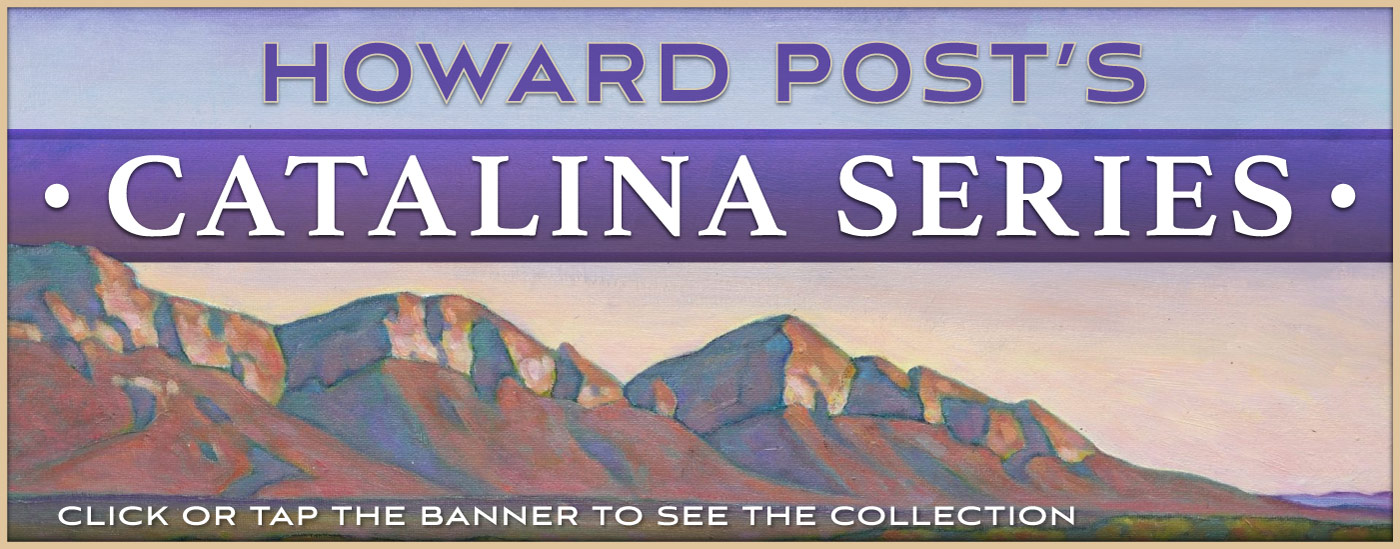 January 22, 2021 Howard Post - Catalina Series