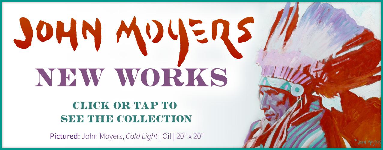 John Moyers - New Works, Opening December 18, 2020