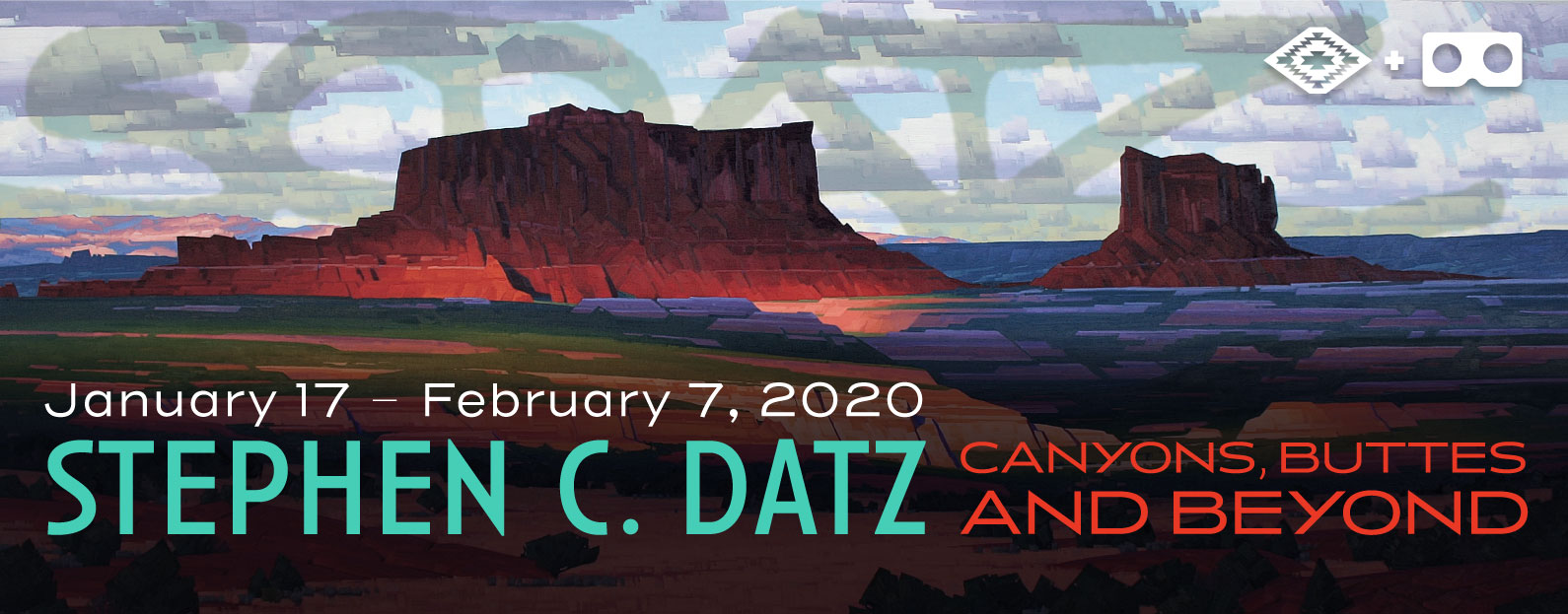 Stephen C. Datz Canyons Buttes and Beyond January 17 to February 7, 2020
