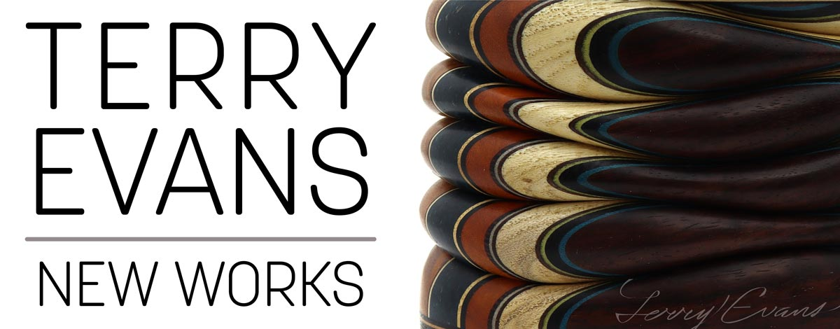 Terry Evans - New Works