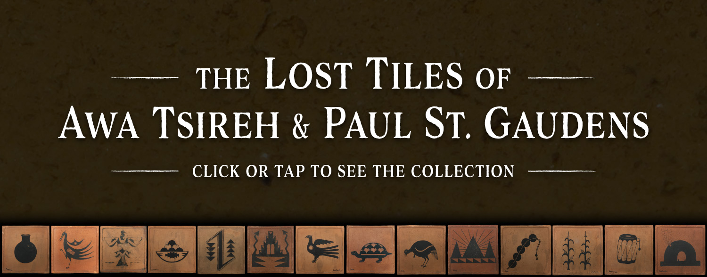 The Lost Tile of Awa Tsireh
