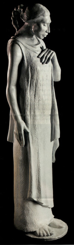 Shirley Thomson-Smith, Bronze Sculpture 3