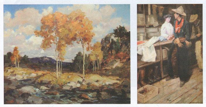 Autumn and Glance