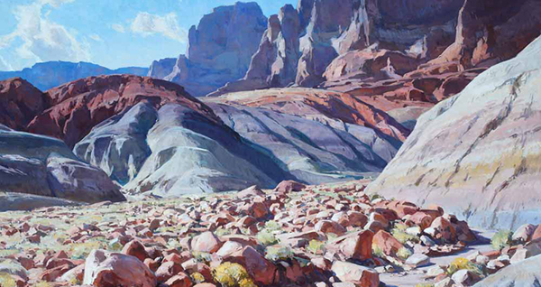 Josh Elliott - Desert Array - March 17 to May 15