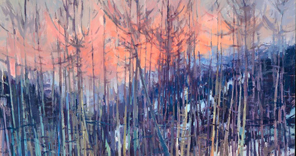 New Paintings and Jewelry - Martha Braun, Jill Carver, and Shirley Wagner