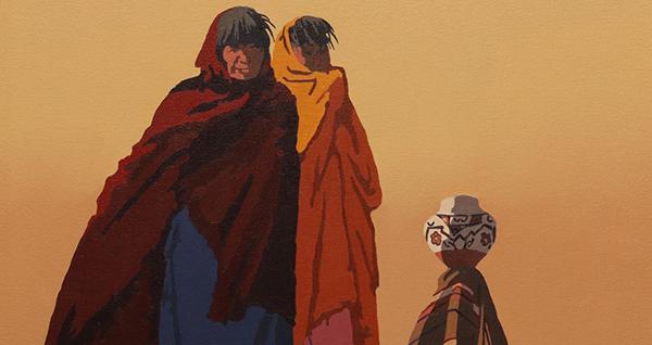 New Paintings by Stephen C. Datz, Billy Schenck, William Haskell
