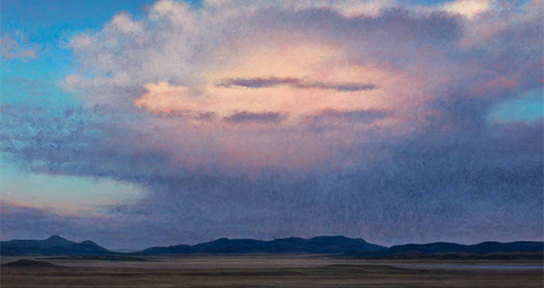 Jeff Aeling - Landscapes of the American West, Opens February 26, 2021