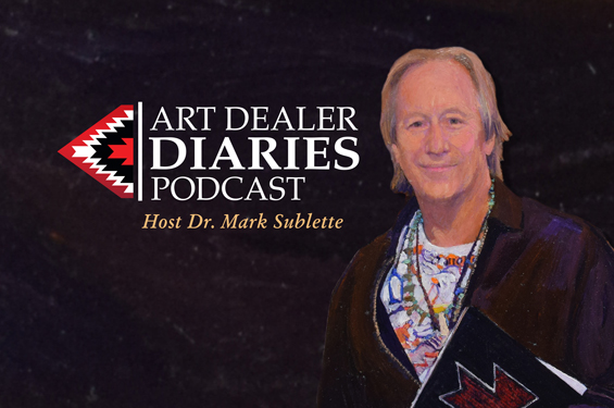Art Dealer Diaries Podcast