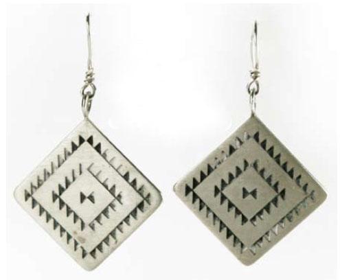 Navajo Contemporary Earrings