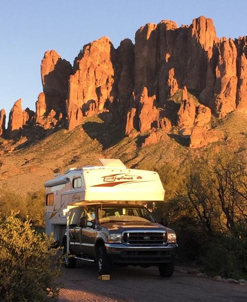 Lost-Dutchman-State-Park-Camping-Arizona