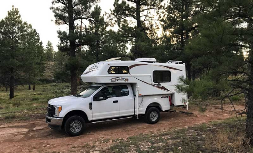 Secret-camping-spot-near-Grand-Canyon-Arizona