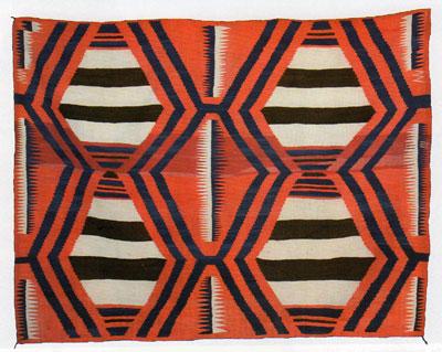 Navajo Third-Phase Chief's blanket