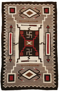 Collecting Navajo Rugs Part 1 Western Art Collector