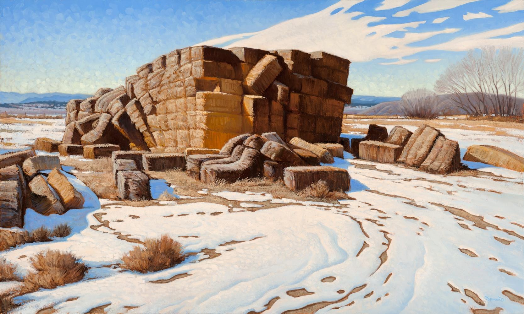 Haycropolis by Greg Newbold