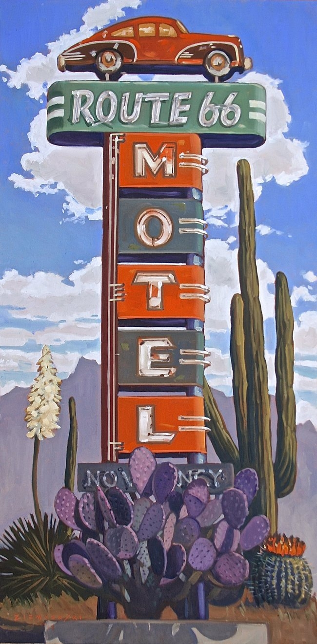 Ziemienski Route 66 Motel