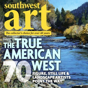 Southwest Art - Josh Elliott: In the Backcountry