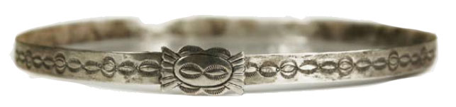 Silver Hatband