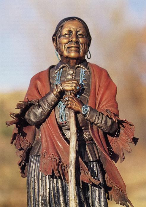 Star Liana York Indian Woman