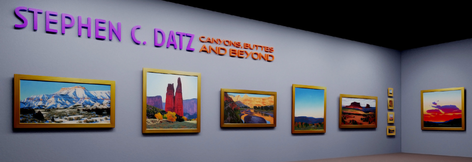 Stephen Datz Virtual Gallery