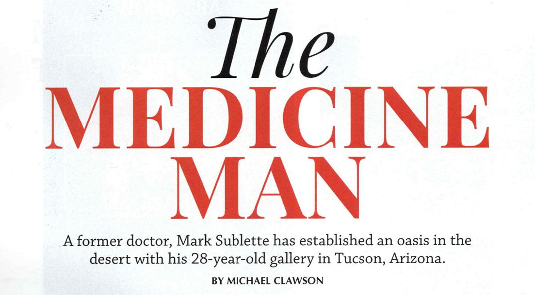 The Medicine Man Banner