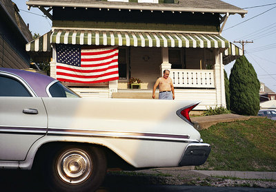 "Nathan Benn, Fourth of July, Pittsburgh, PA 1980, Edition of 15, 20"" x 28"""