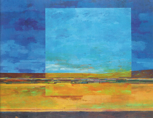 Mark Bowles, 5:30 AND 6:30 PM, acrylic, 60