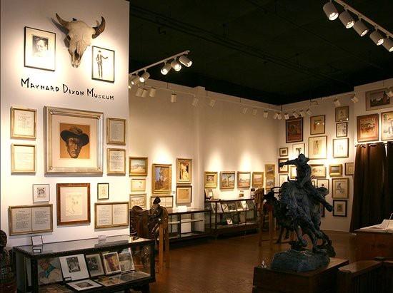 Maynard Dixon Museum in Tucson, AZ