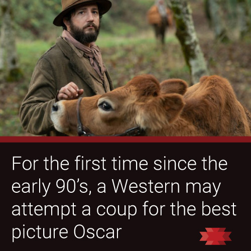 """Read the Essential West article on the film """"First Cow"""""""