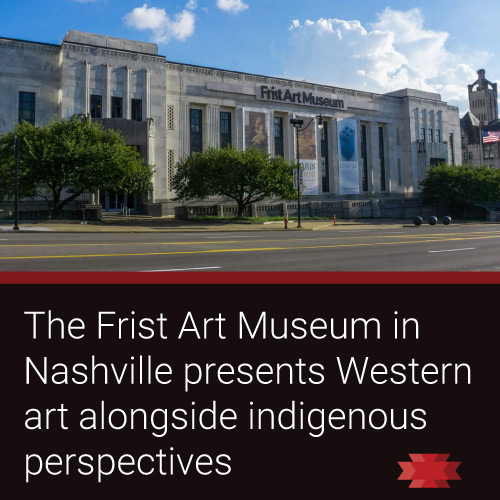 Read the Essential West article on the Frist Art Museum's new exhibition 'Creating the West Through Art'
