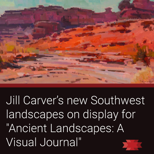 Read the Essential West article on Jill Carver's new show