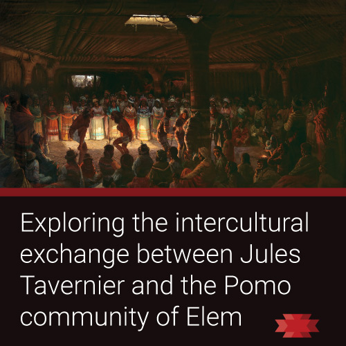Read the Essential West article about the MET exhibit 'Jules Tavernier and the Elem Pomo'