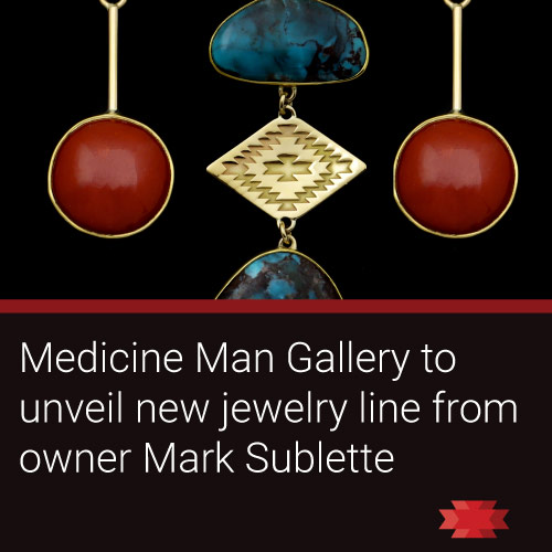 Read the Essential West article on the Mark Sublette Collection of haute couture jewelry