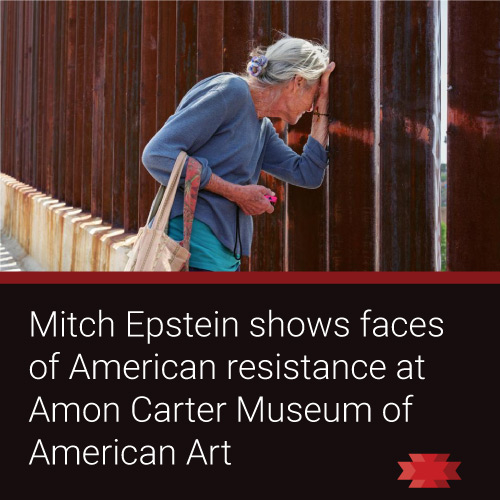 Read the Essential West article on Mitch Epstein's exhibit at the Amon Carter Museum