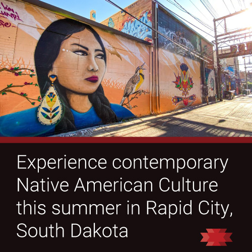 Read the Essential West article on the celebration of Native American culture in Rapid City