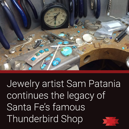 Read the Essential West article about Sam Patania and the future of the Thunderbird Shop