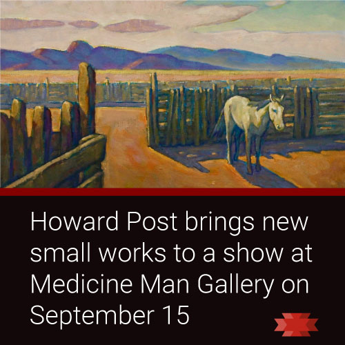 Howard Post Small Works Show 2020