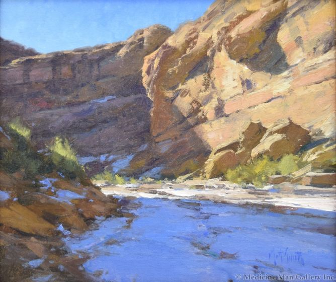 Matt Smith - Little Valley Canyon