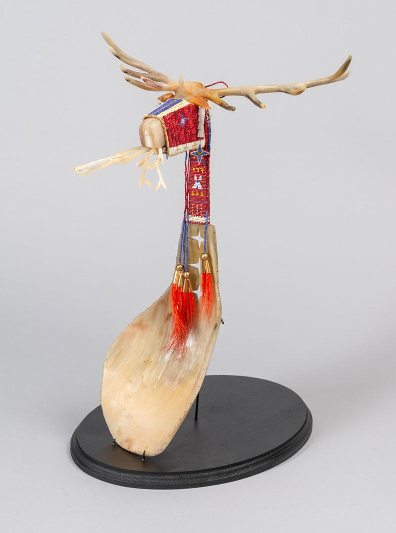 Elk Medicine by Bill Mendoza