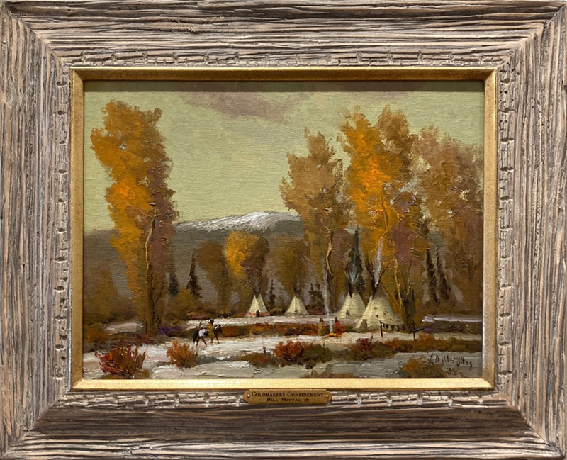 Bill Mattag at Frame of Reference Fine Art