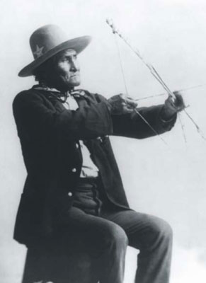 H. W. Wyman, Geronimo 1904, courtesy Printroom.com Photography
