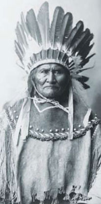Aaron B. Canady, Geronimo 1907, courtesy Printroom.com Photography