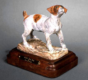 Veryl Goodnight, Little Big Dog, Bronze Edition of 50, 6