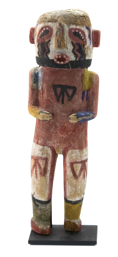 Hehey's Uncle Kachina 1890 appears in pairs with Soyoko