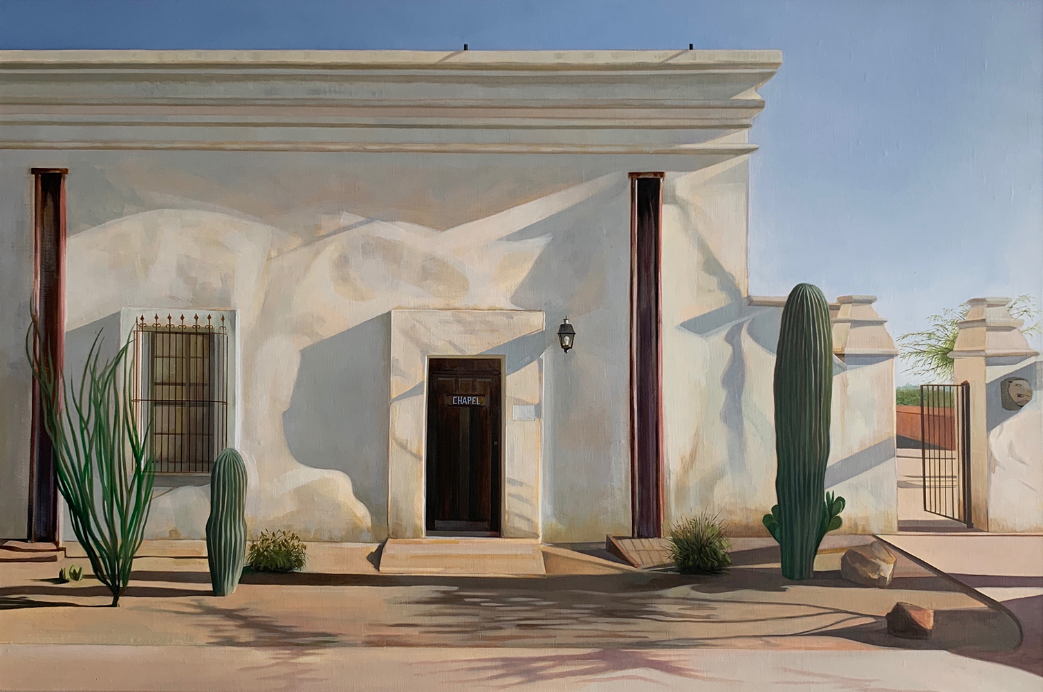 White Dove Chapel by Kevin Kehoe