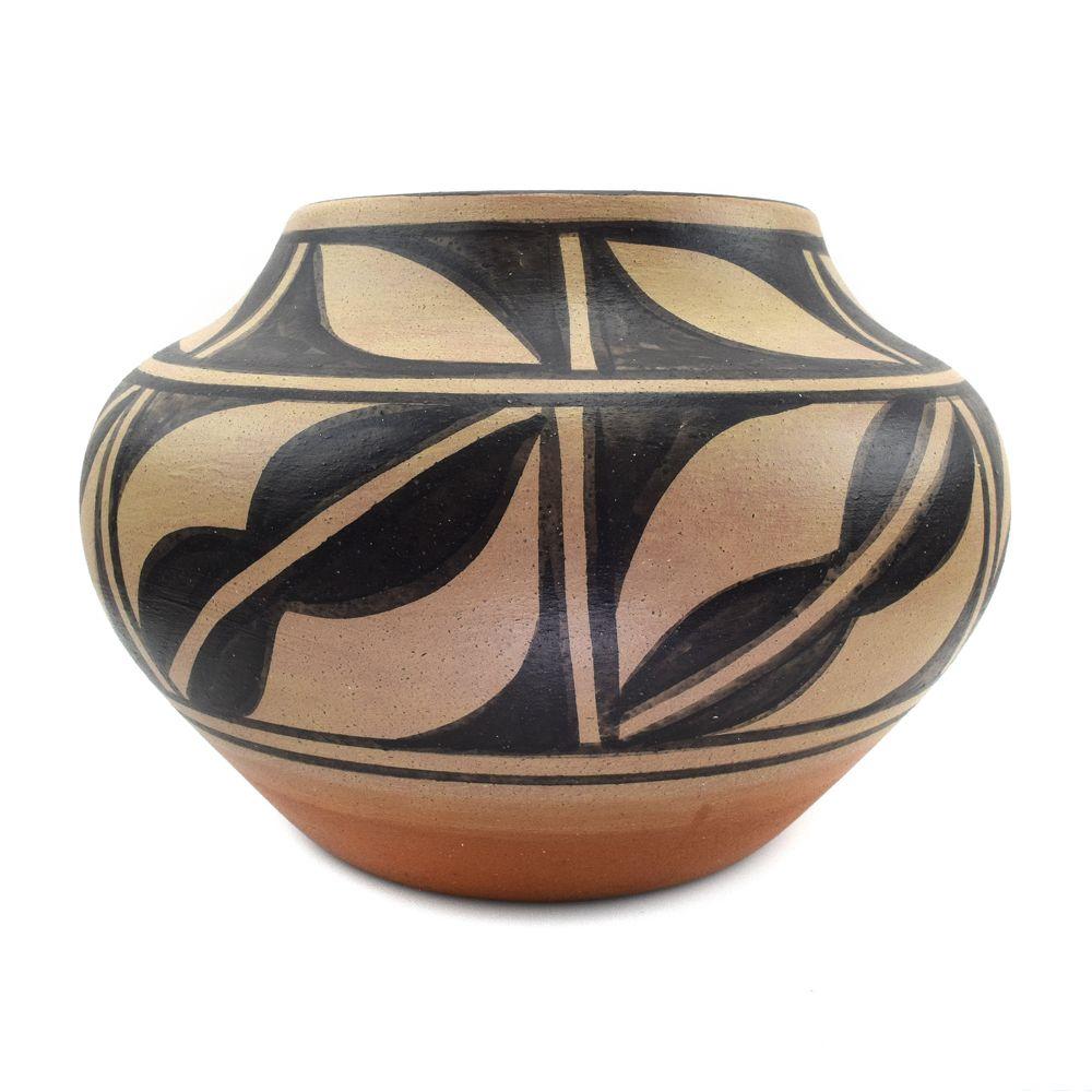 Ambrose Atencio - Santo Domingo (Kewa) Polychrome Jar c. 2004