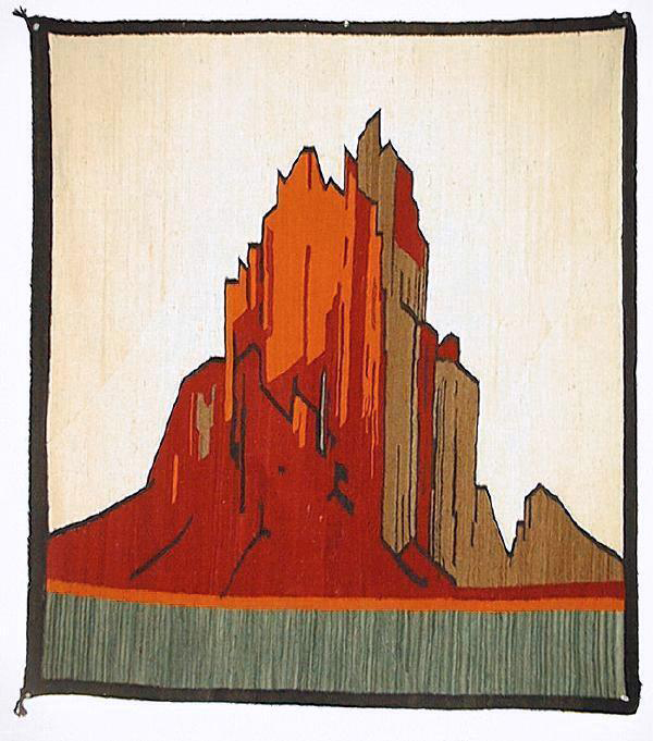 Navajo  Pictorial Rugs and Blankets at Medicine Man Gallery