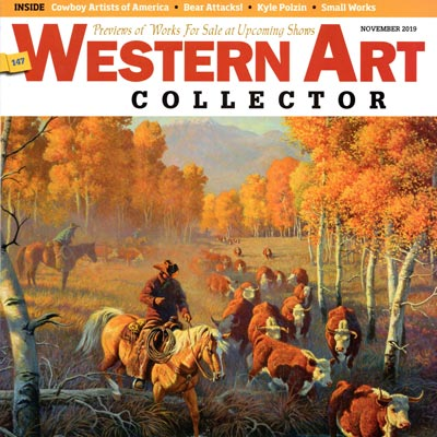 Western Art Collector - Mark Sublette: Medicine Man