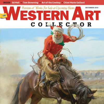 Western Art Collector - Francis Livingston: Sunlands