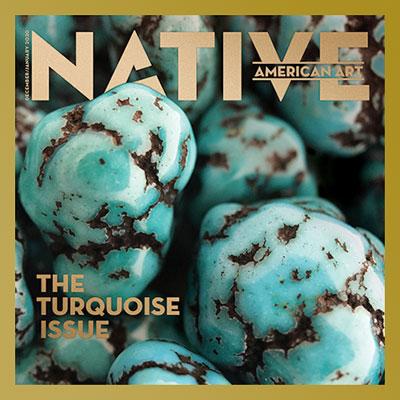 Native American Art - Zuni Turquoise