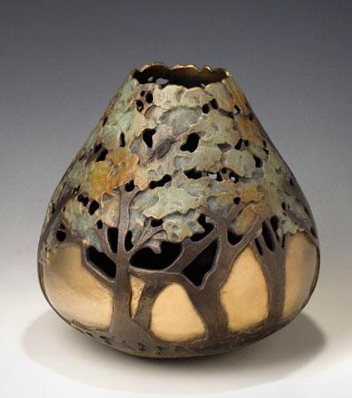 Carol Alleman, Raven, Bronze